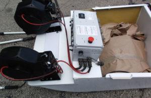 Stream Barge Electrofishing Systems - ETS Electrofishing Systems